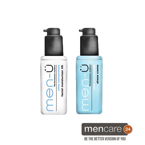 facial moisturiser lift shave crème