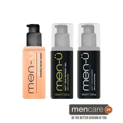 refresh & moisturise set