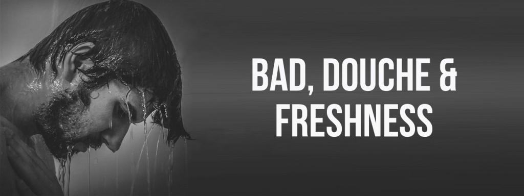 Bad douche freshness