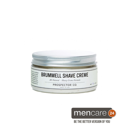 brummell shave creme