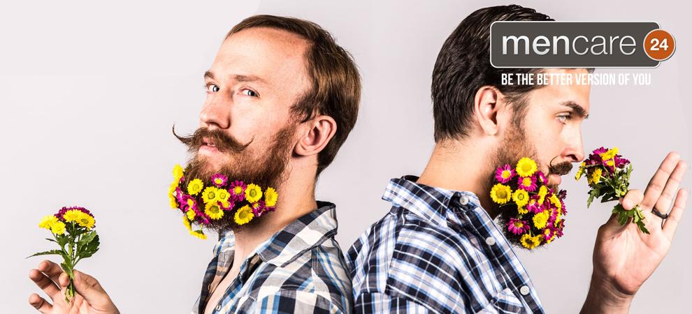 flower beard voorjaarsmoeheid Mencare24